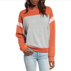 Project Social T • Color Block Sweatshirt